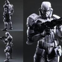Jual Variant Play Arts Kai Star Wars Stormtrooper - Kws Murah