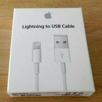 Jual Kabel Data Lightning Iphone 7 /7Plus Original 100% Murah