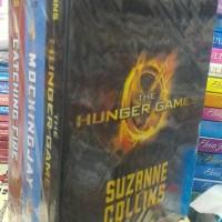 Jual Novel Suzanne Collins Trilogi Hunger Games Lengkap. Murah