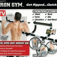 Jual IRON GYM alat fitness iron fit Murah