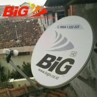 TV Satelit Berlangganan BIG TV