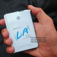 Jual Kotak Rokok Korek Api LA ICE, Korek Gas Unik, Mancis Murah Murah