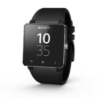 Jual SONY SE20 WRIST BAND For SMARTWATCH SW2 Black Murah