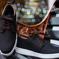 SEPATU PRODIGO KUTAI HITAM | PRODIGO FOOTWEAR | SNEAKER | CASUAL