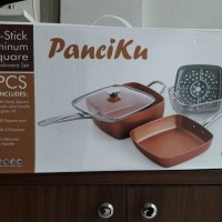 PanciKu Cookware Set by NEOFLAM KOREA