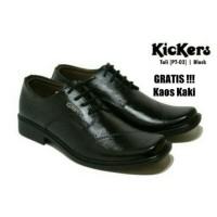 Jual Sepatu Formal Kickers Pria / Sepatu Pantofel Tali Kulit Murah Murah