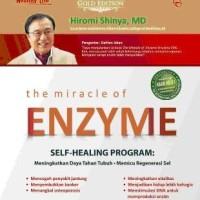 harga Gold Edition-the Miracle Of Enzyme-hiromi Shinya Tokopedia.com