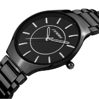 SINOBI Stainless Steel Watch Japan Movement Original