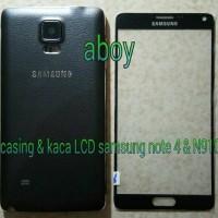 casing & kaca LCD samsung galaxy note 4 & N910