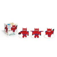 Jual L6266 Lego Nano Block Lele Brother Baymax 6193 KODE PL6266 Murah