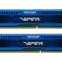 MEMORY DDR3 8GB 2X4GB PATRIOT VIPER 3