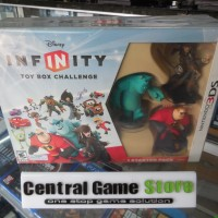 3DS Disney Infinity Toy Box Challenge Starter Pack
