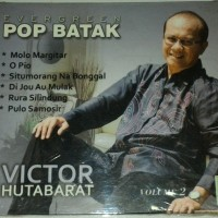 CD Victor Hutabarat - Evergreen Pop Batak Volume 2