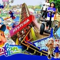 Tiket Terusan Dufan (All Day)
