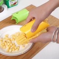 Jual corn peeler alat serutan parutan pisau jagung corn stripper - HKN117 Murah