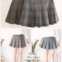 Jual British Mini Skort Murah