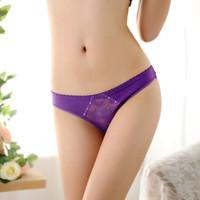 Jual Premium Sexy Bikini Underwear Lingerie Panties G-String CDS022 Murah Murah