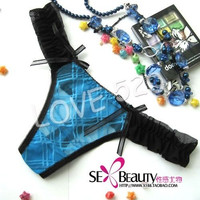 Jual Premium Sexy Underwear Panties G-String Bikini Lingerie CDS019 Murah Murah