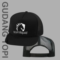 Jual Topi Trucker Team Liquid - Gudang Topi Murah