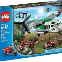 LEGO 60021 City - Cargo Heliplane