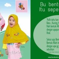 Jual Jilbab Anak Permata Kids (L) Murah
