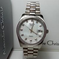 Jam Tangan Pria Alexandre Christie AC8462MD Elegance Silver Stainless