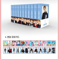 WANNA ONE Debut Album - To Be One