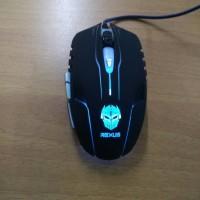 Jual Rexus X5 Xierra - Rxm-x5 - Gaming Mouse Murah