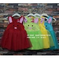 Jual Dress Tutu Bayi 6 - 8 Bulan (3773BB) Murah