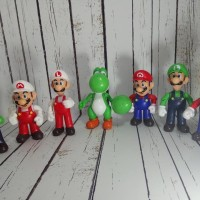 figure Super Mario set 7