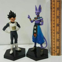 Figure Dragonball Vegeta & Bills