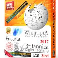 Ensiklopedia Britannica Encarta Wikipedia Indonesia Offline