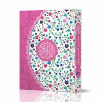 Jual Al Quran Wanita Rainbow Yasmina B6 dari Syamil Quran Murah