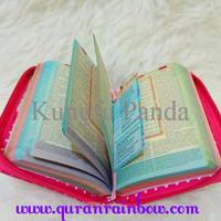 Jual EXCLUSIVE NEW Al Quran Rainbow Raihan dan Tasbih Cantik LARIS Murah
