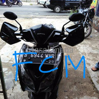 Jual PALING MURAH KNUCKLE/Hand guard By Nemo For yamaha nmax  vixion , Byso Murah