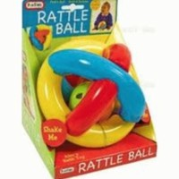 Jual FUN TIME RATTLE BALL MAMACANTIQ Murah