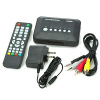 MINI 1080P FULL HD MEDIA PLAYER DGN AV/YPrPb/HDMI/USB/SD/MMC S/D 1TB