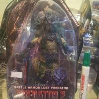 Neca predator 2 battle armor lost predator