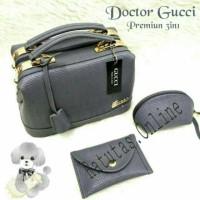 *terlaris* Tas Gucci doctor  Diamond 3 in 1#tas import wanita batam