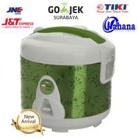 MASPION MRJ-109GBS PENANAK NASI RICE COOKER COM 1.2LTR PANCI STAINLESS