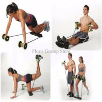 Jual NEW REVOFLEX Xtreme / Alat Olahraga Ringkas / Alat Gym / Alat Olahraga Murah