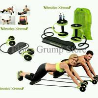 Jual PALING MURAH Revoflex Xtreme Alat Fitness Sit up MURAH MERIAH Murah