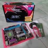 motherboard XTreme g41 LGA 775 DDR3 / DDR 3 LGA775