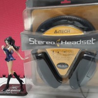 Jual Headset Headphone A4Tech HS-800 Murah