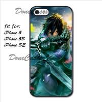 Casing iPhone 5 5S SE Case Sword Art Online Asuna Kirito Health Bar