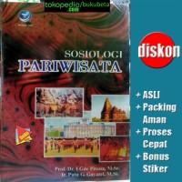 Sosiologi Pariwisata - I Gde Pitana