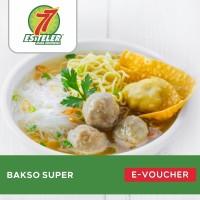 "Es Teler 77 - ""Bakso Super"" PROMO KEMERDEKAAN"