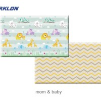 Parklon Pvc Soft Mat Size M Mom And Baby / Alas Bermain Anak