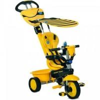 Sepeda 3 Roda Smart Trike 4 in 1 New Zoo Touch Steering Tricycle Bee