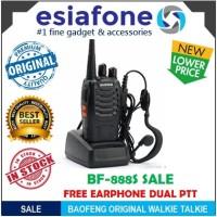 BAOFENG Walkie Talkie 5W 16CH UHF / HT BF-888s Alt 666s 777s Original